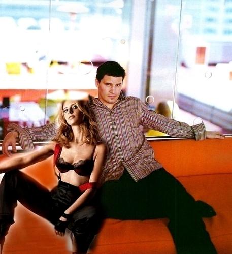 Buffy and angel Manipulations