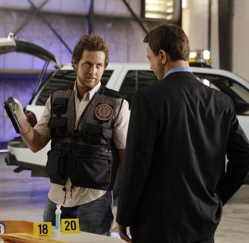 CSI: NY - Episode 5.03 Turbulence - Promo Pics