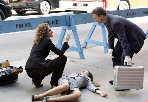 CSI: NY - Episode 5.04 - Sex Lies And Silicone - Promotional تصاویر