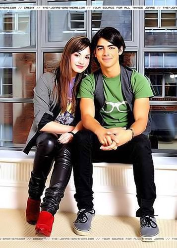 Jemi wallpaper containing bare legs and a hip boot entitled Camp Rock Photoshoot