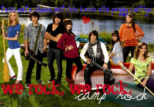 Camp Rock WP