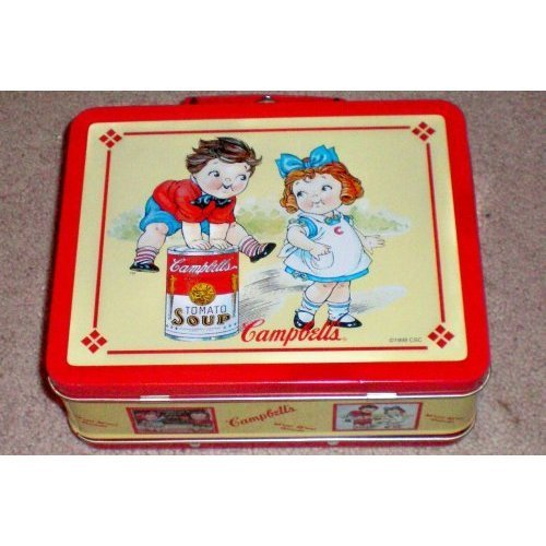 Campbell's Soup Kids Lunch Box - lunch-boxes Photo