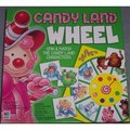 Candy Land Vintage Wheel Game