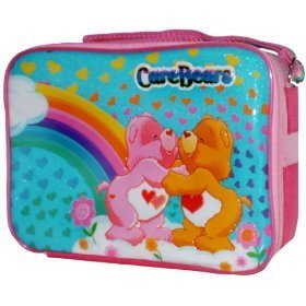 Care Bears Soft Lunch Box