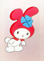 Cartoon My Melody