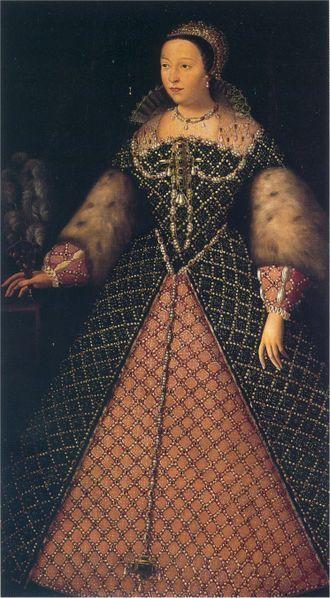 Catherine de Medici, Queen Consort of France