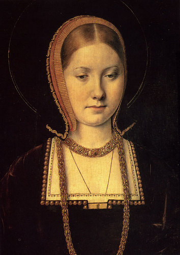 Kings and Queens wallpaper entitled Catherine of Aragon, First Wife of King Henry VIII of England