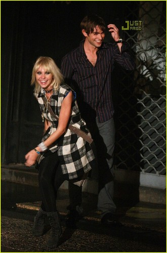 Chace with Jenny