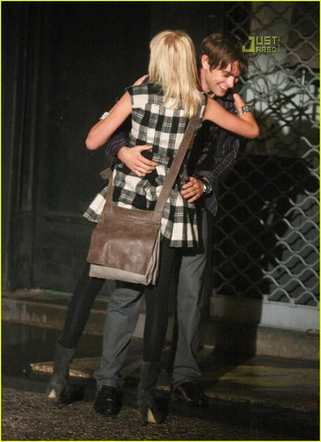 Chace with Taylor