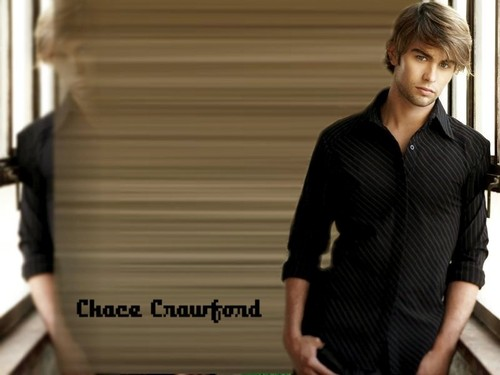 Chace Crawford wallpaper probably with a business suit entitled Chacey Chacey Chace- Created by Fiya