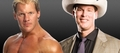 Chris Jericho and JBL