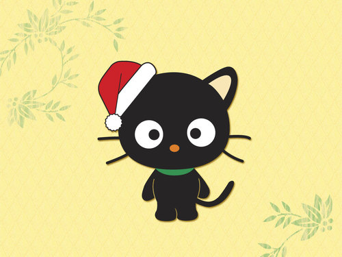 크리스마스 Chococat