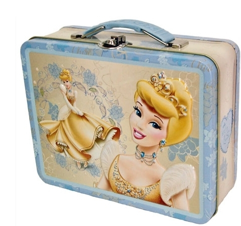 Cinderella Lunch Box