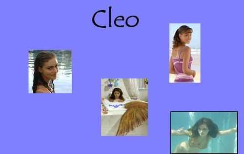 Cleo backround