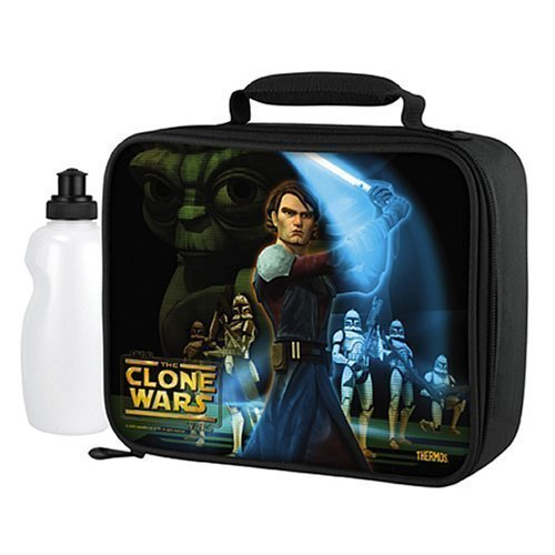 Lunch Boxes karatasi la kupamba ukuta called Clone Wars Anakin Lunch Box