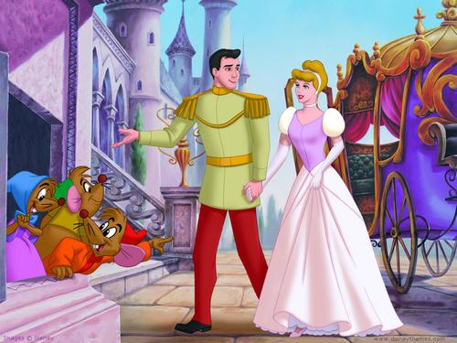 Cnderellan & Her Prince