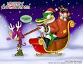 Come on Espio! - sonic-christmas photo