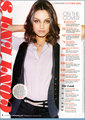 CosmoGirl scans - mila-kunis photo