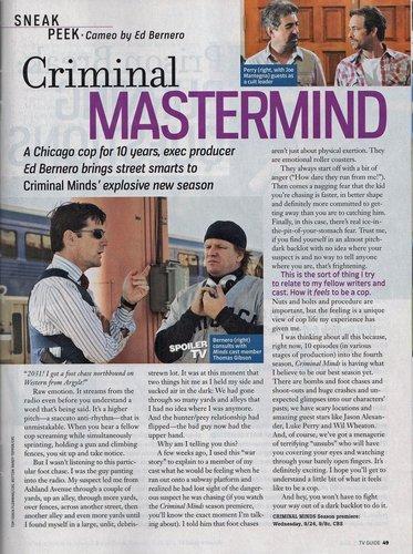Criminal Minds - TV Guide Scans