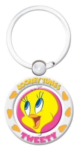 Cute Tweety Bird Keychain