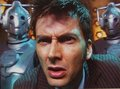 Cybermen in the Tardis