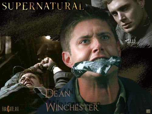 Supernatural wallpaper called Dean