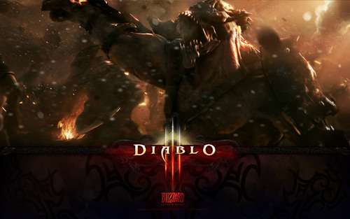 Diablo 3 壁紙