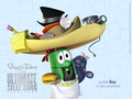 Do the moo shoo - veggie-tales wallpaper