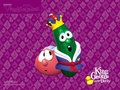 Ducky! - veggie-tales wallpaper