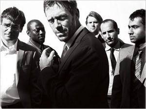 EW - Hugh Laurie