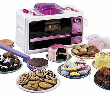 Easy Bake 烤箱