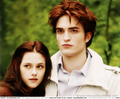 Edward & Bella movie stills - edward-and-bella photo
