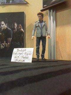 Edward Cullen Action Figure