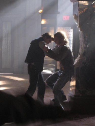 Edward and James Fight