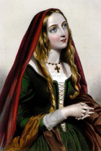 Elizabeth Woodville, Wife of King Edward IV of England - kings-and-queens Photo
