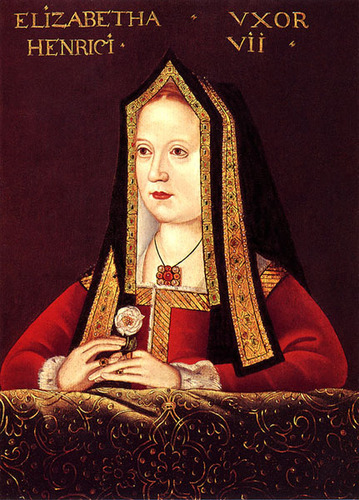 Elizabeth of York, 皇后乐队 Consort of England