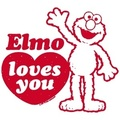 Elmo Loves You! - elmo photo