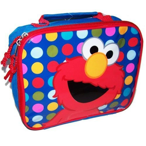Lunch Boxes karatasi la kupamba ukuta titled Elmo Lunch Box