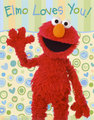 Elmo Poster - elmo photo