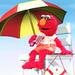 Elmo - sesame-street icon