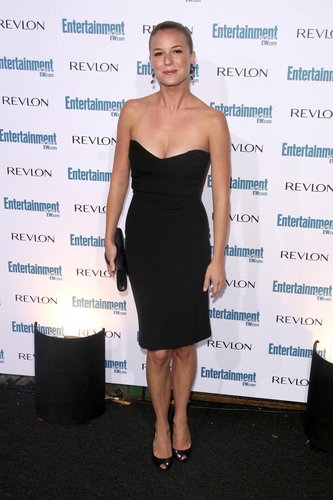Emily at EW's Pre-Emmy party