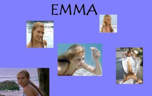 Emma backround