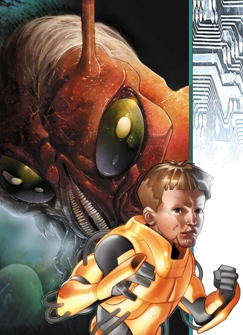 MARVEL: Orson Scott Card - WYRMS collecting #1 - #6