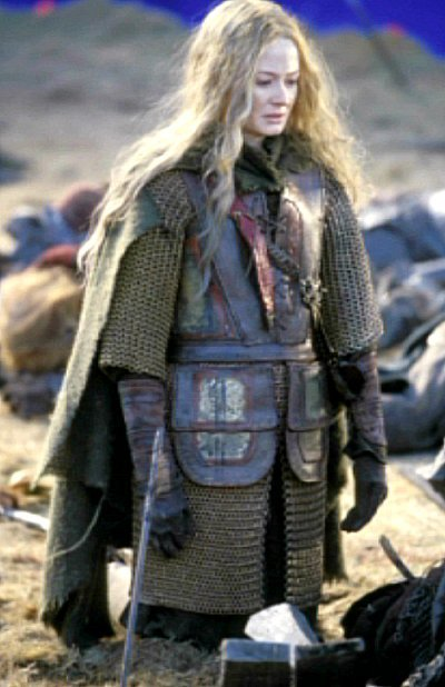 Lord Of The Rings Warrior