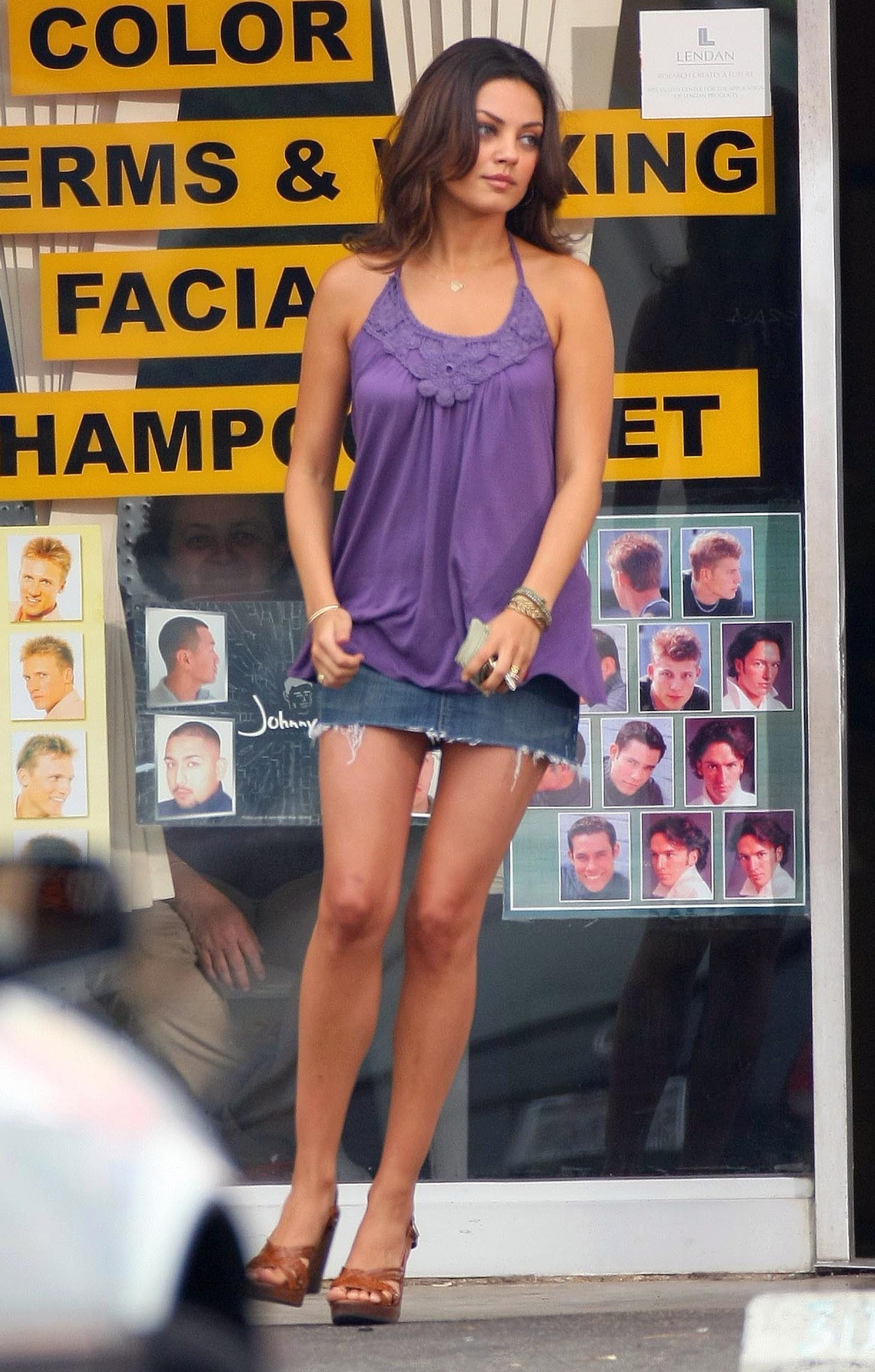 Extract - Mila Kunis Set foto-foto