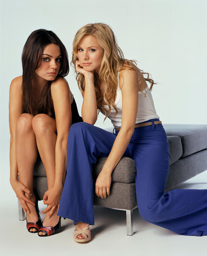 Mila Kunis Hintergrund possibly with a couch entitled FSM photoshoot 4