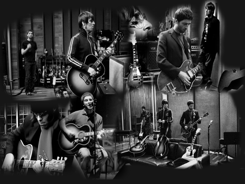 Oasis images Fan Art HD wallpaper and background photos ... Oasis Band Wallpaper