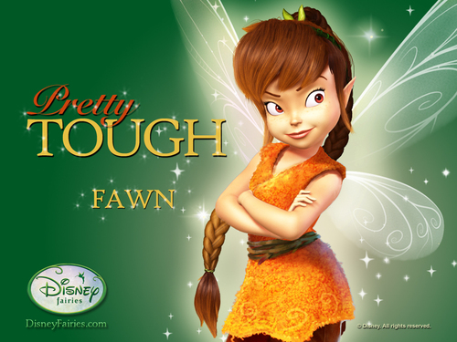 Disney Fairies wallpaper entitled Fawn Wallpaper