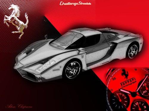 Ferrari amor