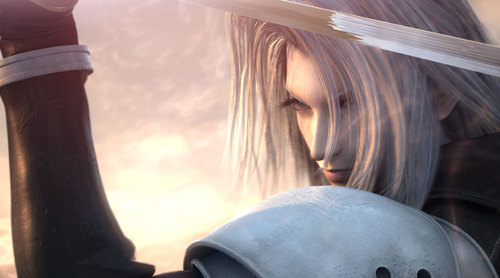 Final Fantasy VII achtergrond titled Final Fantasy VII